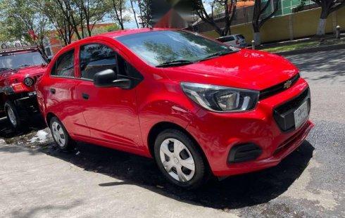 Chrevrolet Beat Lt Sedan Factura Agencia Impecable