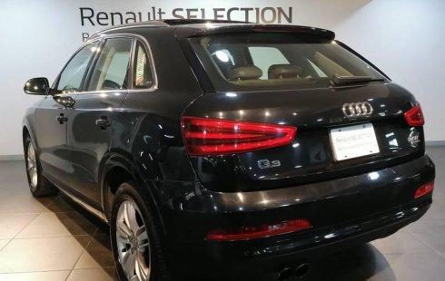 Se vende urgemente Audi Q3 2013 en Tlalpan