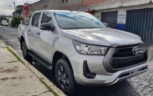 Toyota Hilux Sr Doble Cab Mt 2021