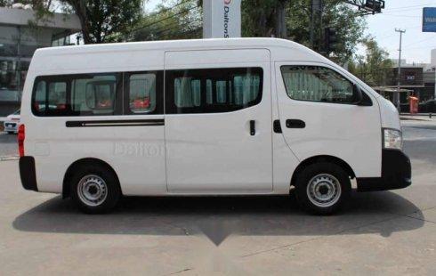 Nissan Urvan 2021 4 Cilindros
