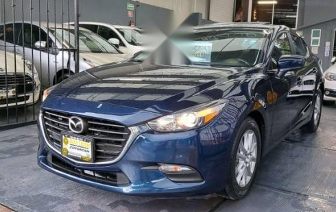 Mazda 3 iTouring Sedan Automatico 2017