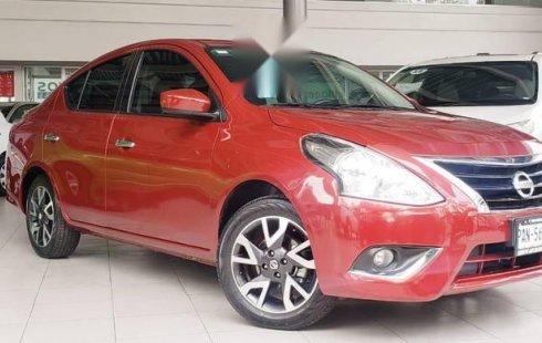 Nissan Versa Advance 2019 usado en Tlalpan