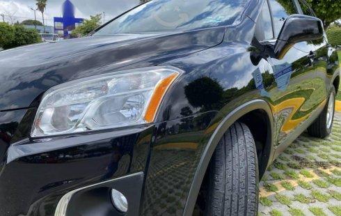 Chevrolet trax lt 2016 fac agencia automática