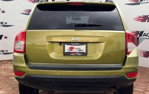 Jeep Compass 2012 en buena condicción