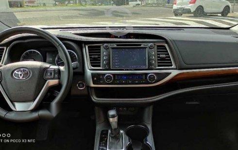 Toyota Highlander 2019 5p Limited PR V6/3.5 Aut