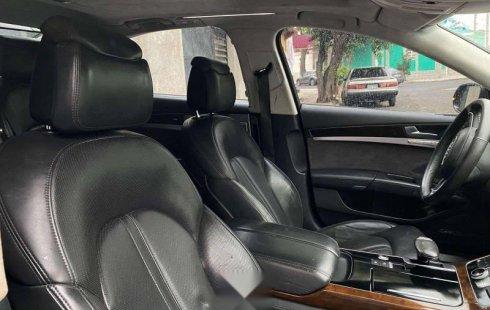 Se pone en venta Audi A8 2017