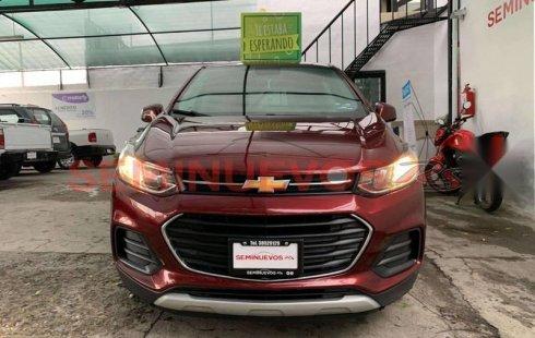 Chevrolet Trax 2017 Lt Automática Con Garantía