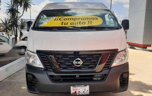 Nissan Urvan 2021Amplia 2.5L TM Ventanas CREDITO A