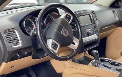 Se pone en venta Dodge Durango 2012