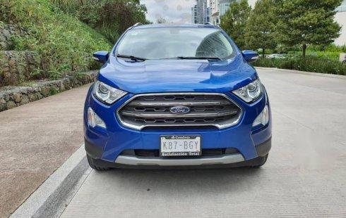 Ford Ecosport titanium 2.0 2020
