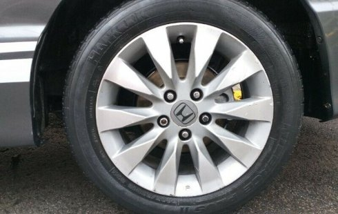 Honda Civic Coupe 2009 Ex Standar Quemacocos Rines CD Airbags