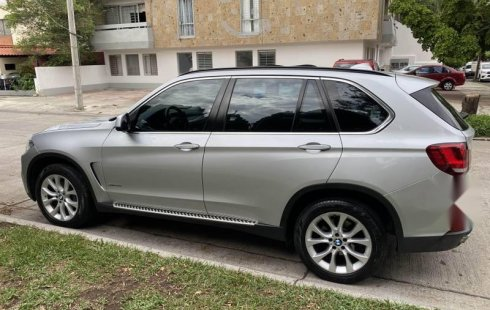 BMW X5 2015 ¡Súper cuidada!