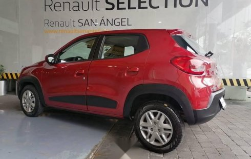 Renault Kwid 2020 barato en Álvaro Obregón