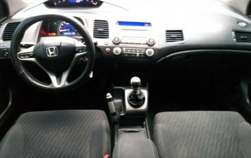 Honda Civic 2009 Coupé EX Standar Quemacocos Rines CD