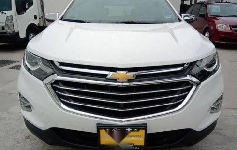Chevrolet Equinox 2019 barato en Iztacalco
