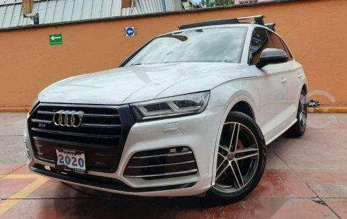 Auto Audi SQ5 2020 de único dueño en buen estado
