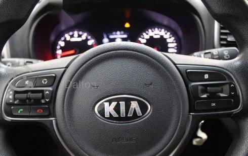 Kia Sportage 2018 5p LX, TA Tela RA-17\