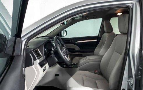 38308 - Toyota Highlander 2017 Con Garantía