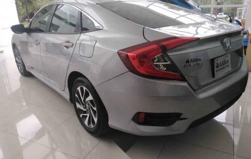 Honda Civic 2016 4p EX Sedán L4/2.0 Man