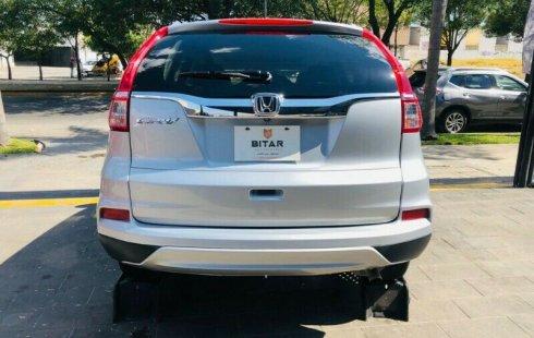 Se pone en venta Honda CR-V EXL 2015