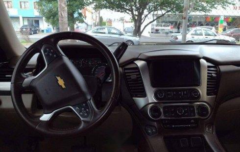 Chevrolet Tahoe LT 2015 usado en Zapopan