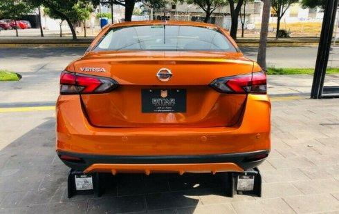 Se vende urgemente Nissan Versa Advance 2020 en Guadalajara