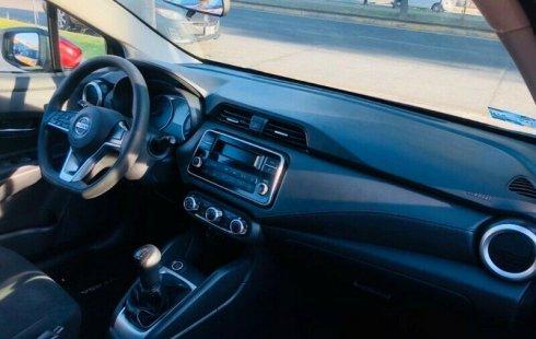 Nissan Versa Sense 2020 en buena condicción