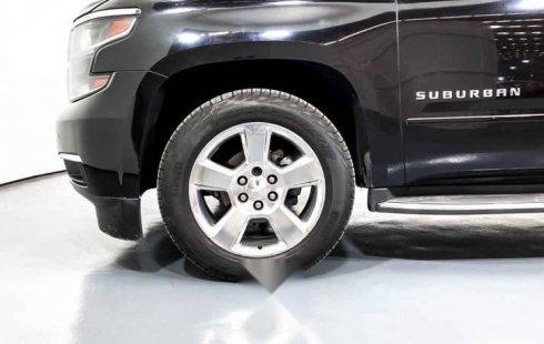 38006 - Chevrolet Suburban 2016 Con Garantía