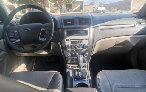 Impecable Ford Fusion Sel 2010