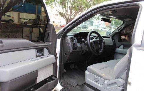 Ford F 150 2012 4p pickup XL Crew Cab 4x2 V8 5.0L