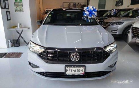 VW JETTA R LINE 2019!! SERVICIOS DE AGENCIA!! PIEL