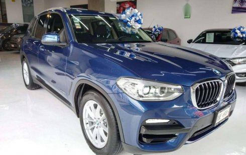 BMW X3 DRIVE EXECUTIVE 2018!! IMPECABLE!!