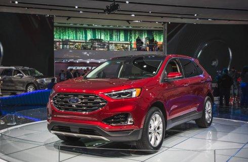Ford Edge 2019: precios y versiones en México