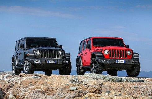 Jeep Wrangler Unlimited 2019: Precio y versiones en México