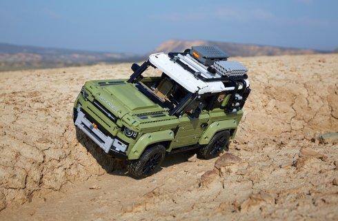 ¿Eres fan de los coches de Lego? Demuéstralo