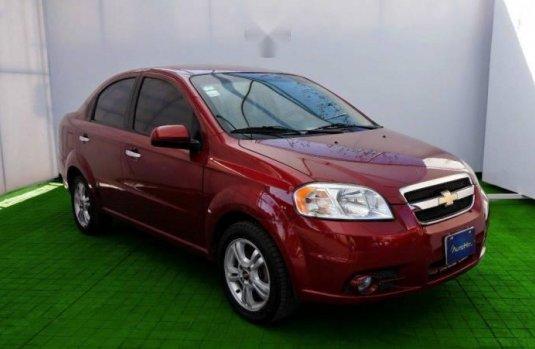 Chevrolet Aveo 2011 48623