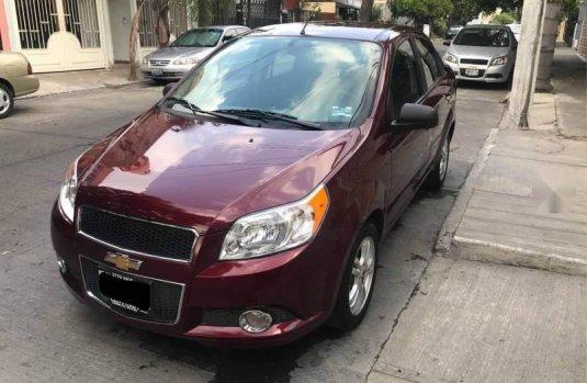 Chevrolet Aveo 2017 88443
