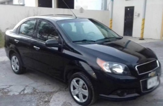 Chevrolet Aveo 2013 Monterrey 98646