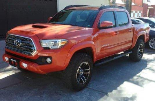 Toyota Tacoma 2016 Precio