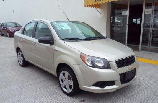 Chevrolet Aveo 2013 Precio 106501