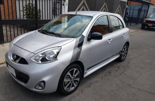 Nissan March 2016 109231