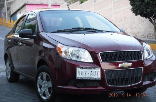 Chevrolet Aveo 2013 Precio 125708