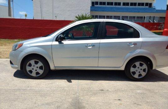 Chevrolet Aveo 2013 Precio 129886