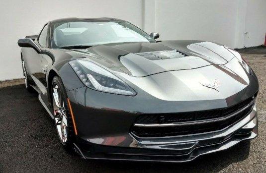 Chevrolet Corvette 2017 Precio
