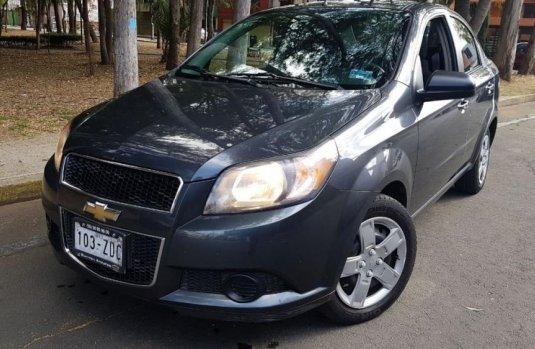 Chevrolet Aveo 2014 Precio 144944