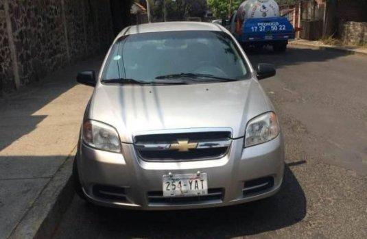 Chevrolet Aveo 2008 Precio 148939