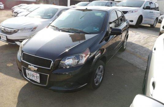 Chevrolet Aveo 2013 Precio 162590