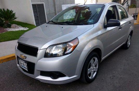 Chevrolet Aveo 2013 Precio 163905