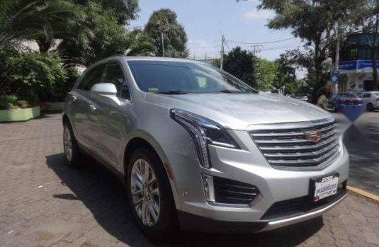 Cadillac Xt5 2017 Precio