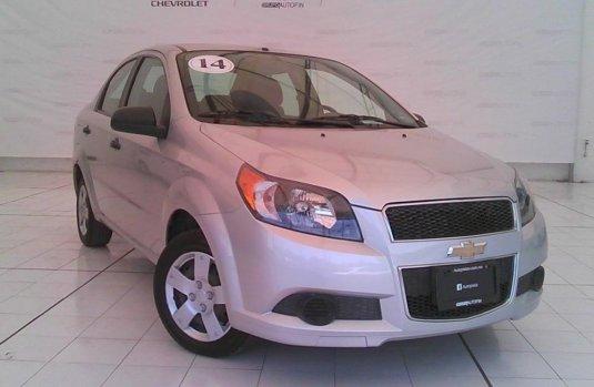 Precio De Chevrolet Aveo 2014 207700